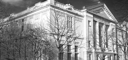 Freimaurer Hamburg Logenhaus Moorweidenstraße - Freimaurerloge in Hamburg